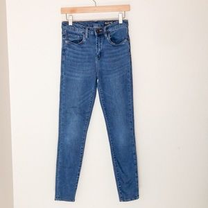 Blank NYC | The Great Jones High Rise Skinny sz 27